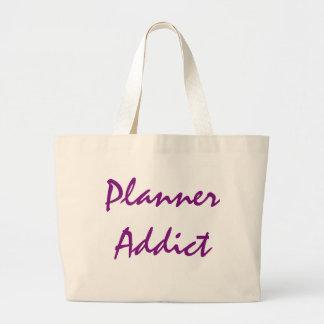 すべてのあなたのプランナーの物のためのプランナーのトート! ラージトートバッグ