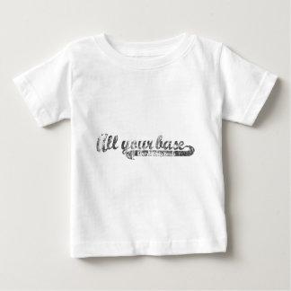 すべてのあなたの基盤-黒 ベビーTシャツ