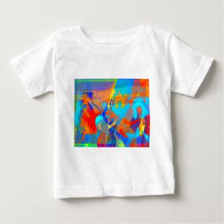 すべてのそのジャズ ベビーTシャツ