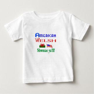 すべてのためのおもしろいウェールズのプライドとのそれら! ベビーTシャツ