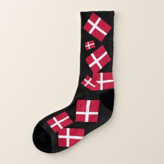 すべてのためのデンマークの旗のソックス ソックス