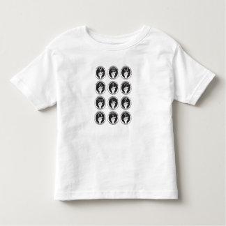 すべてのための数学者、平等の…幼児のTシャツ トドラーTシャツ
