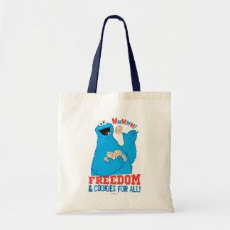 すべてのための自由及びクッキー! トートバッグ