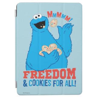 すべてのための自由及びクッキー! iPad AIR カバー