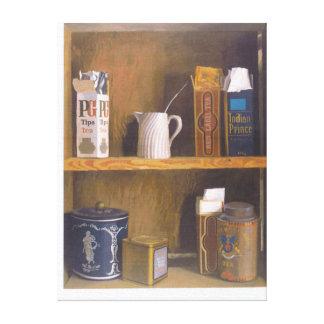 すべてのための茶好み1984年 キャンバスプリント