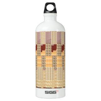 すべてのためのNOVINO Cheefulの芸術的な宝石 ウォーターボトル