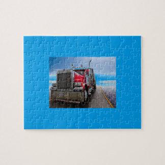 すべてのアメリカのトラック運転手 ジグソーパズル