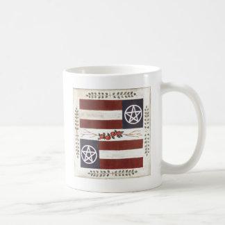 すべてのアメリカの異教徒 コーヒーマグカップ