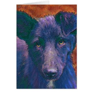 すべてのアメリカの雑種犬 カード