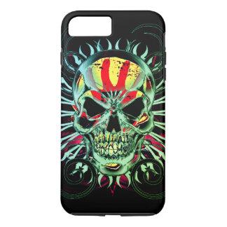 すべてのスカルのiphoneの場合の鬼 iPhone 8 plus/7 plusケース