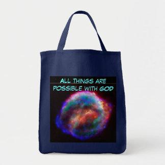 すべての事の可能なバッグ トートバッグ