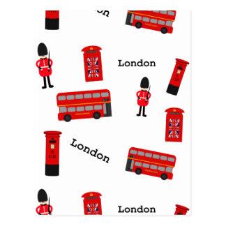 すべての事ロンドン ポストカード