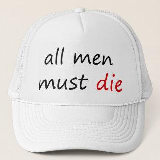 すべての人は死ななければなりません キャップ