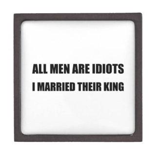 すべての人は馬鹿王です ギフトボックス