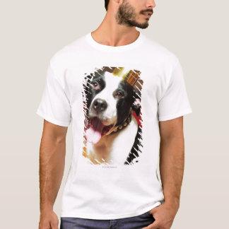 すべての国内犬のラテン系の名前はイヌ属です Tシャツ