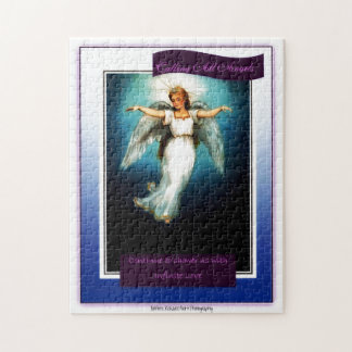 すべての天使のパズルの呼出し ジグソーパズル