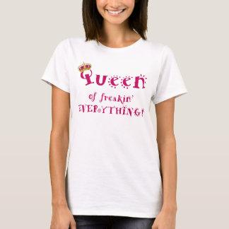 すべての女王 Tシャツ