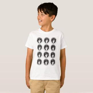 すべての平等のための数学者… 青年Tシャツ Tシャツ