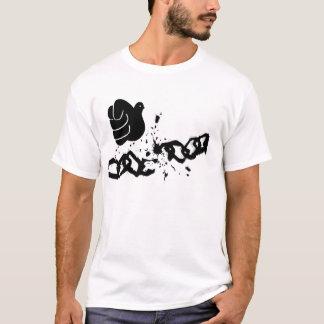 すべての政治犯を放して下さい Tシャツ