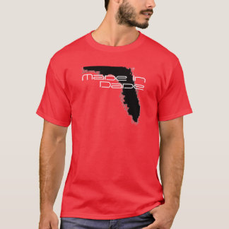 """すべての新しいデザインをDadeのワイシャツ""""背部の305""""でされる! Tシャツ"""
