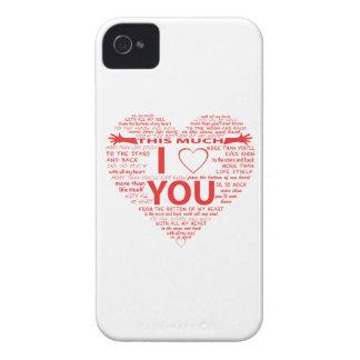 すべての方法I愛 Case-Mate iPhone 4 ケース