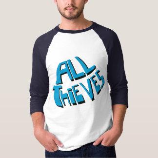 すべての盗人 Tシャツ