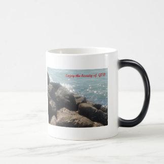 すべての神の栄光 モーフィングマグカップ
