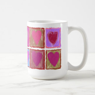 すべての私のハートのバレンタインデーのマグ コーヒーマグカップ