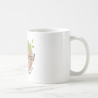 すべての自然な材料 コーヒーマグカップ