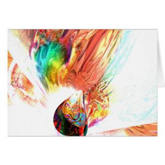 すべての虹の源 カード