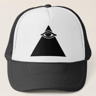 すべての見る目が付いている野球帽 キャップ