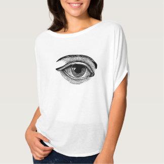 すべての見る目のBellaの円の上 Tシャツ