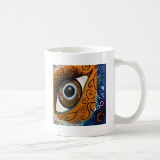 すべてのSeaing I コーヒーマグカップ