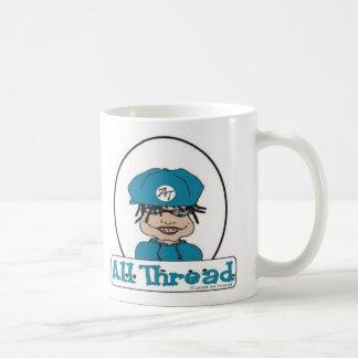 すべてはテッドのマグに通します コーヒーマグカップ