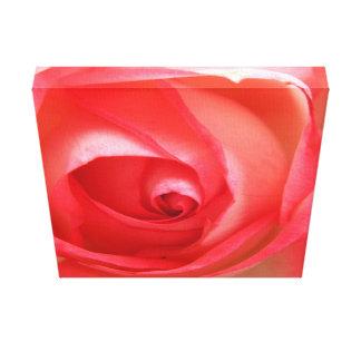 すべては上がるバラです キャンバスプリント