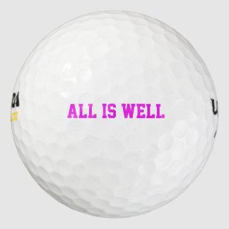 すべては健康なゴルフ・ボールです ゴルフボール