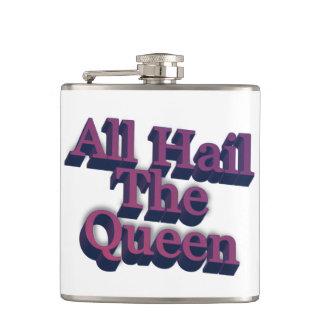 すべては女王3Dを呼びます フラスク