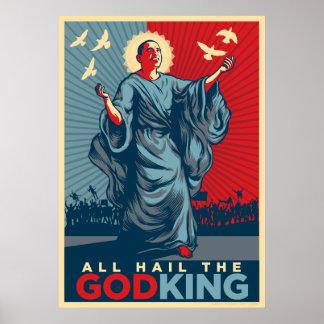 すべては神王を呼びますPoster ポスター