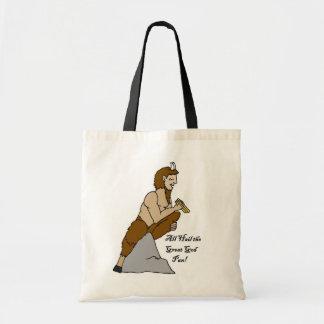 すべては素晴らしい神鍋のバッグを呼びます トートバッグ