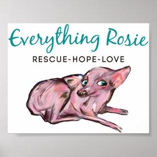 すべてRosieポスター ポスター