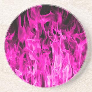すみれ色の炎およびすみれ色の火のプロダクトおよび服装 コースター
