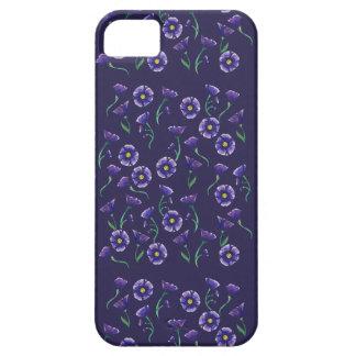 すみれ色の紫色の花 Case-Mate iPhone 5 ケース