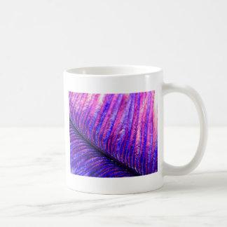 すみれ色の羽 コーヒーマグカップ