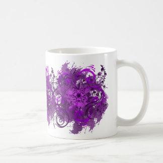 すみれ色の視野 コーヒーマグカップ