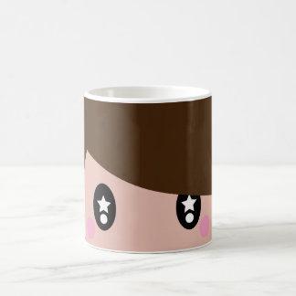 すみれ色のlilithのマグ コーヒーマグカップ
