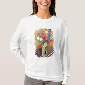 ずっとネックのつぼの野生花、c.1912 tシャツ