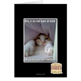ずっとベッドのowtとしてDisのiz。 カード