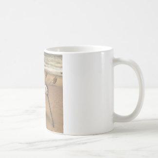 ずっと勘定書を出されたCurlew コーヒーマグカップ