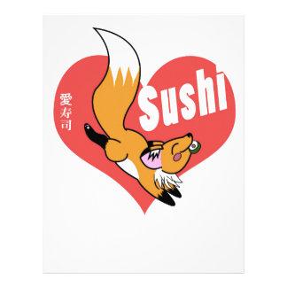 ずるい寿司 レターヘッド