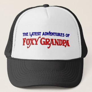 ずるい祖父の最も最近の冒険 キャップ